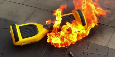 why hoverboards keep blowing up