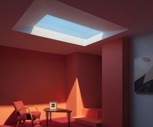 CoeLux Lamps Look and Function EXACTLY Like Skylights