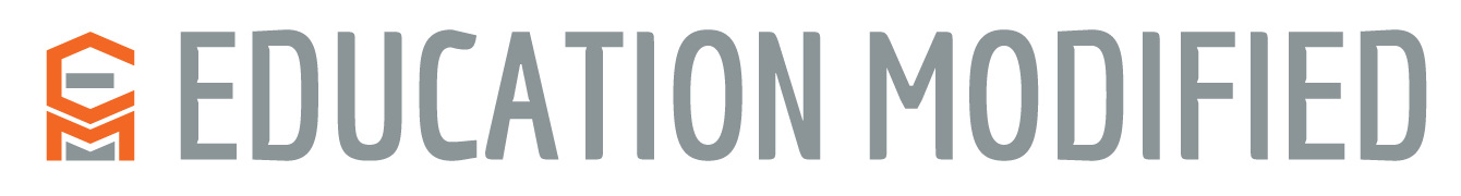 logo of Education Modified, an Edtech startup