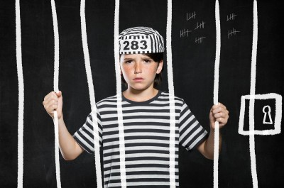 boy in jail due to genetic discrimination