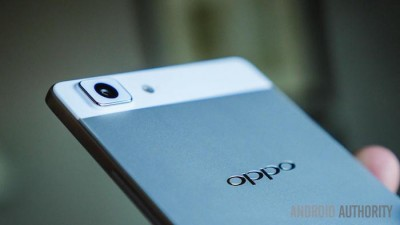 oppo r first look  of