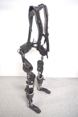 SuitX prototype for paraplegics