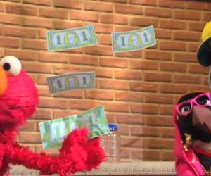 elmo of Sesame Street sees cash investment
