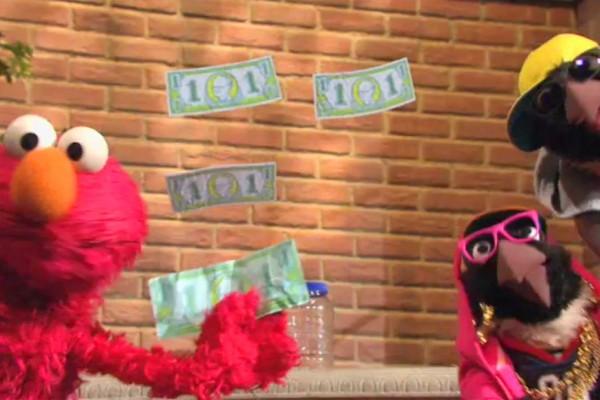 elmo of Sesame Street sees cash investment