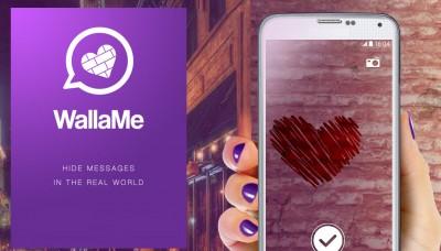 Walla.me augmented reality app