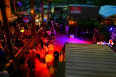 DJ google party sxsw