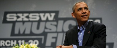 RT Obama SXSW ER