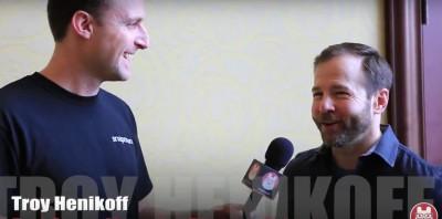 Troy Henikoff of Techstars interviewed by Benjamin Mann of SnapMunk