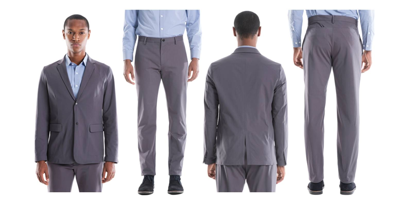 aviator 2 suit front and back