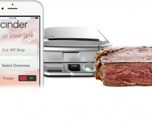 Life Complete: This Smart Grill Always Cooks Steak Perfectly