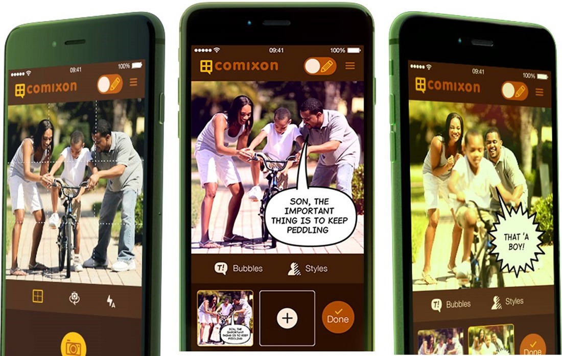 This App Turns Your Favorite Memories Into Comic Strips