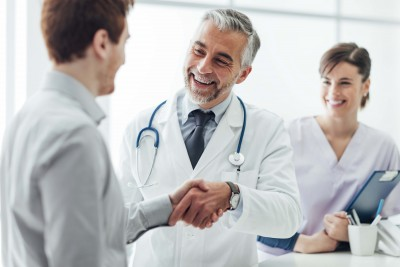 patient finding clinical trial with human data project
