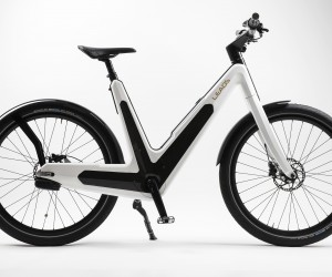 Leaos solar powered eBike