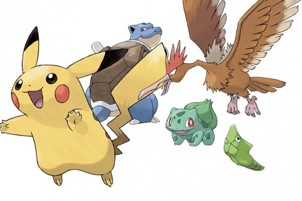 Pokeman characters celebrate 20th anniversary
