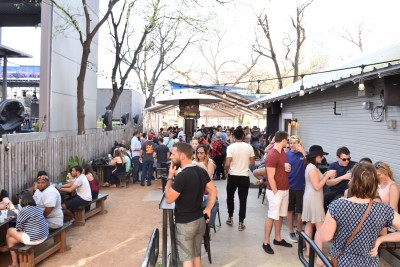 rainey street patio sxsw