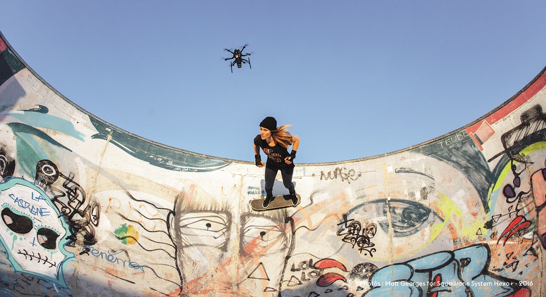 6 Self-Flying Cameras You Should Check Out