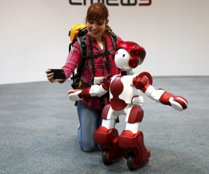 EMIEW3 Robot Could Be the Future of Customer Service