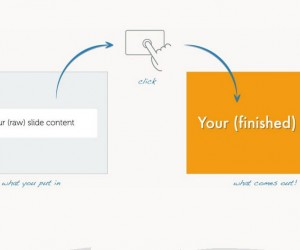 designing slide presentations with Slidebean