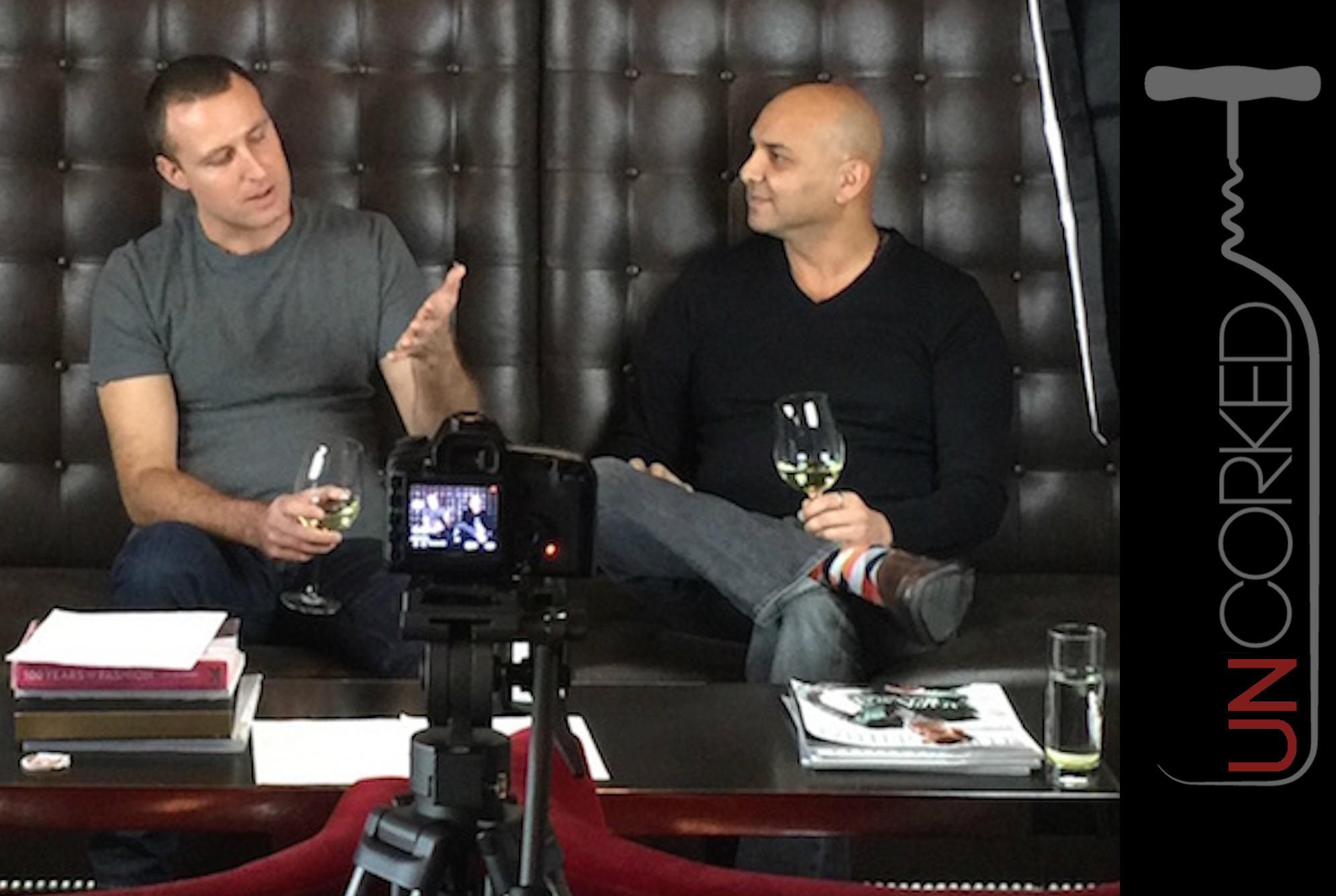Introducing: UnCorked Episode 1 – Uncensored, In-Depth Startup Founders Interviews