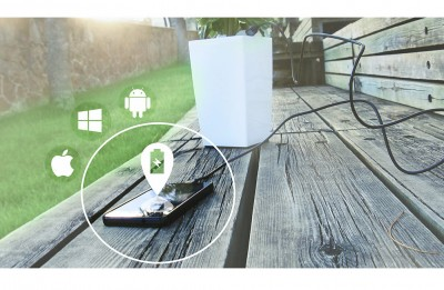 Bioo green energy plant phone charger