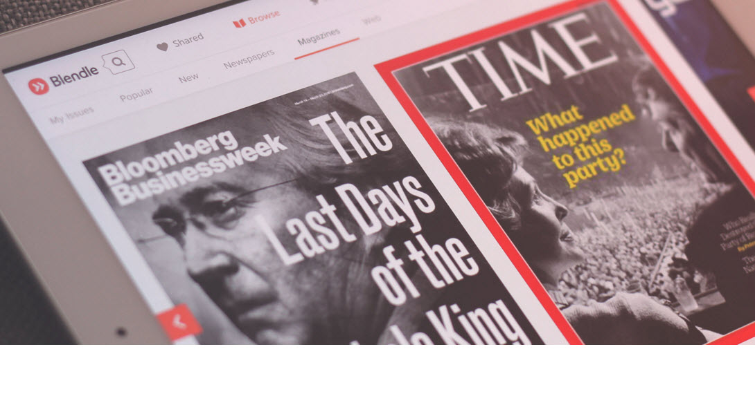 Can Blendle Micropayments Save Publishing and Journalism?