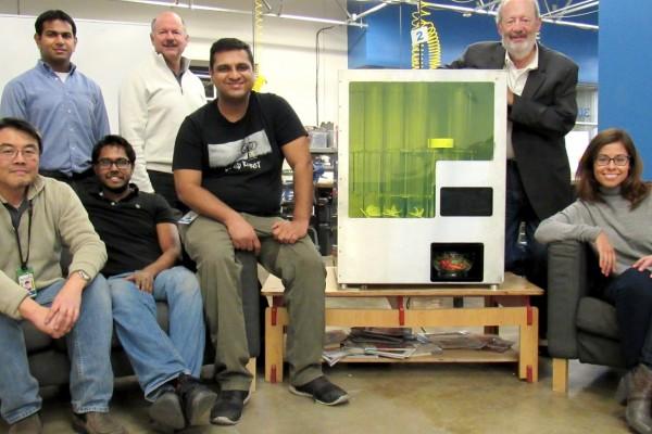 Casabots robot salad maker