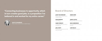 globality board of directors