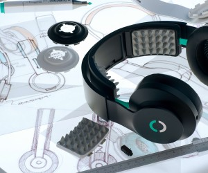 Halo athletic headphones using neuroscience to improve performance