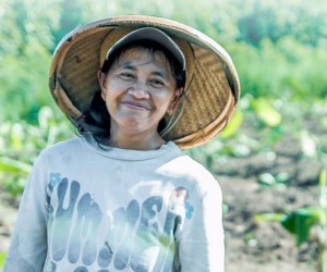 Indonesion farmer benefit from agricultural investments via iGrow