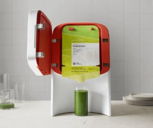 Juicero cold pressed juicer