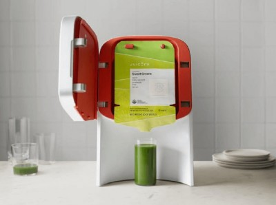 Juicero cold pressed juicer