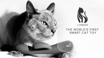 lioness cat vibrator