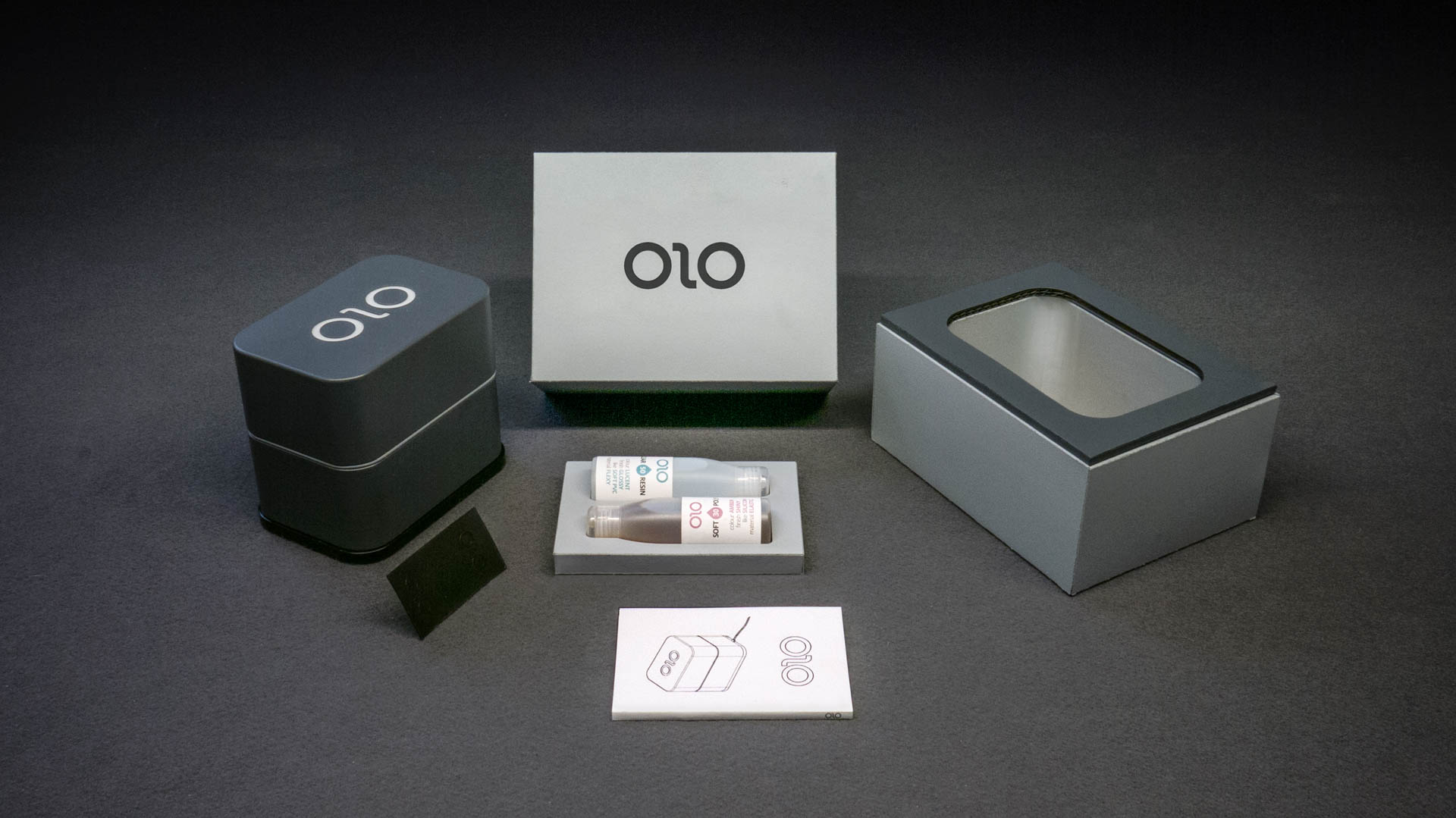 olo 3d smartphone printer kit