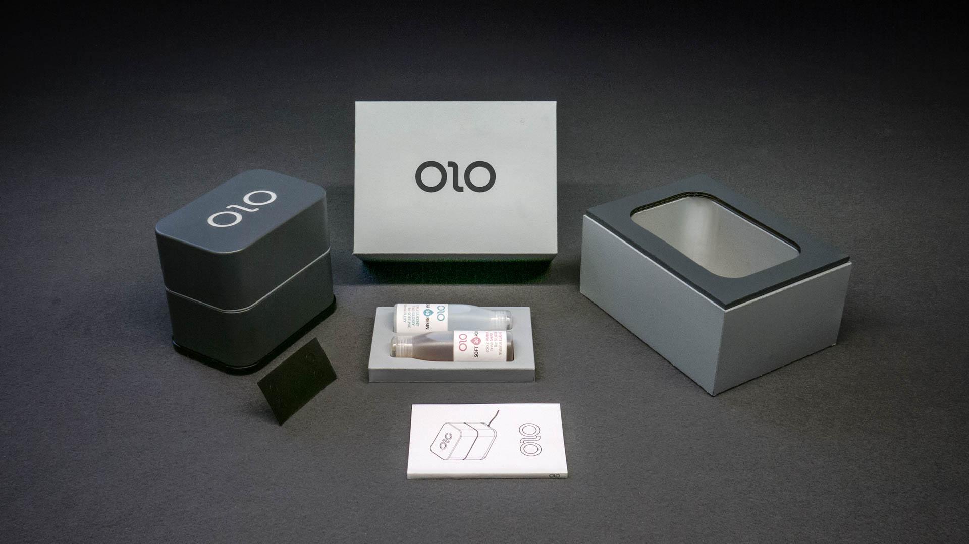 olo 3d smartphone printer kit