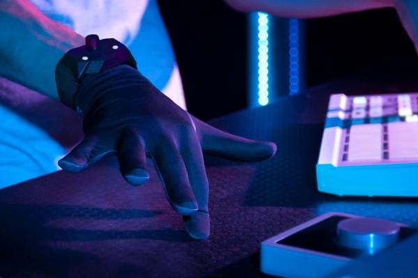 Remidi glove wearable musical instrument