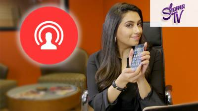 Shama Hyder discussing Facebook Live