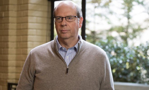 Silicon Valley CEO Jack Barker played by Stephen Tobolowsky