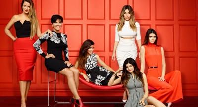 Kardashians representing beautiful people and technology