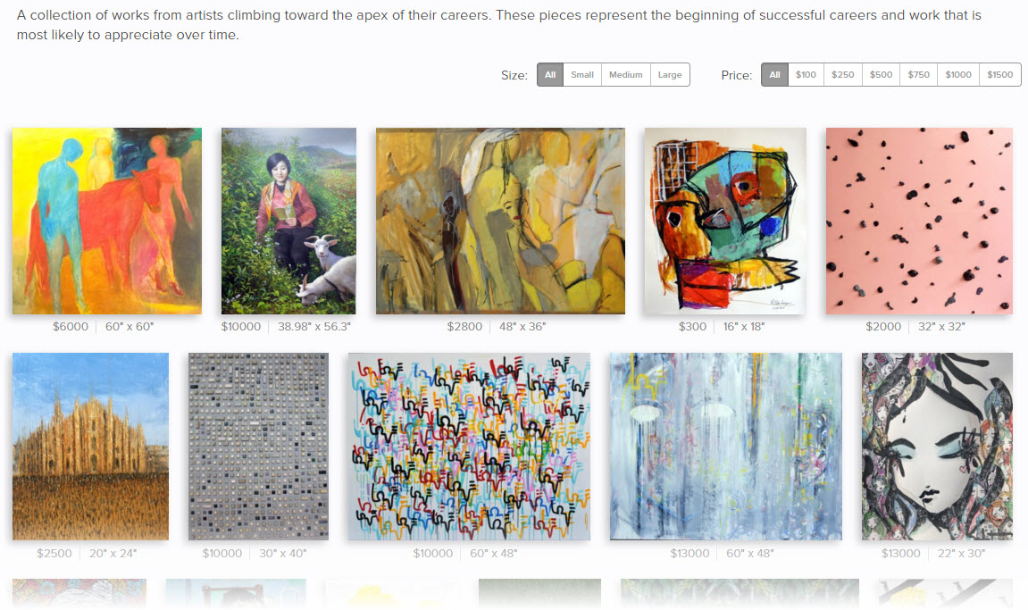 art collection from Vango available in their online store