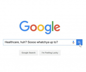 What Is Google / Alphabet Getting Up To In Healthcare?