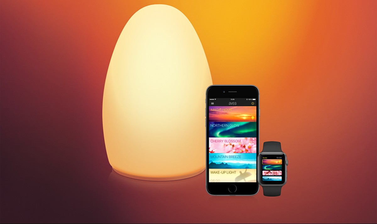 Avea Flare Adds a Whole New Glow to the Mood Lighting Game
