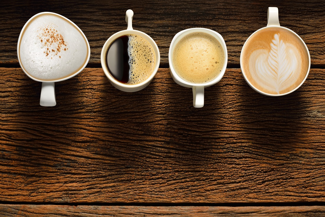 custom coffee from the Doers app