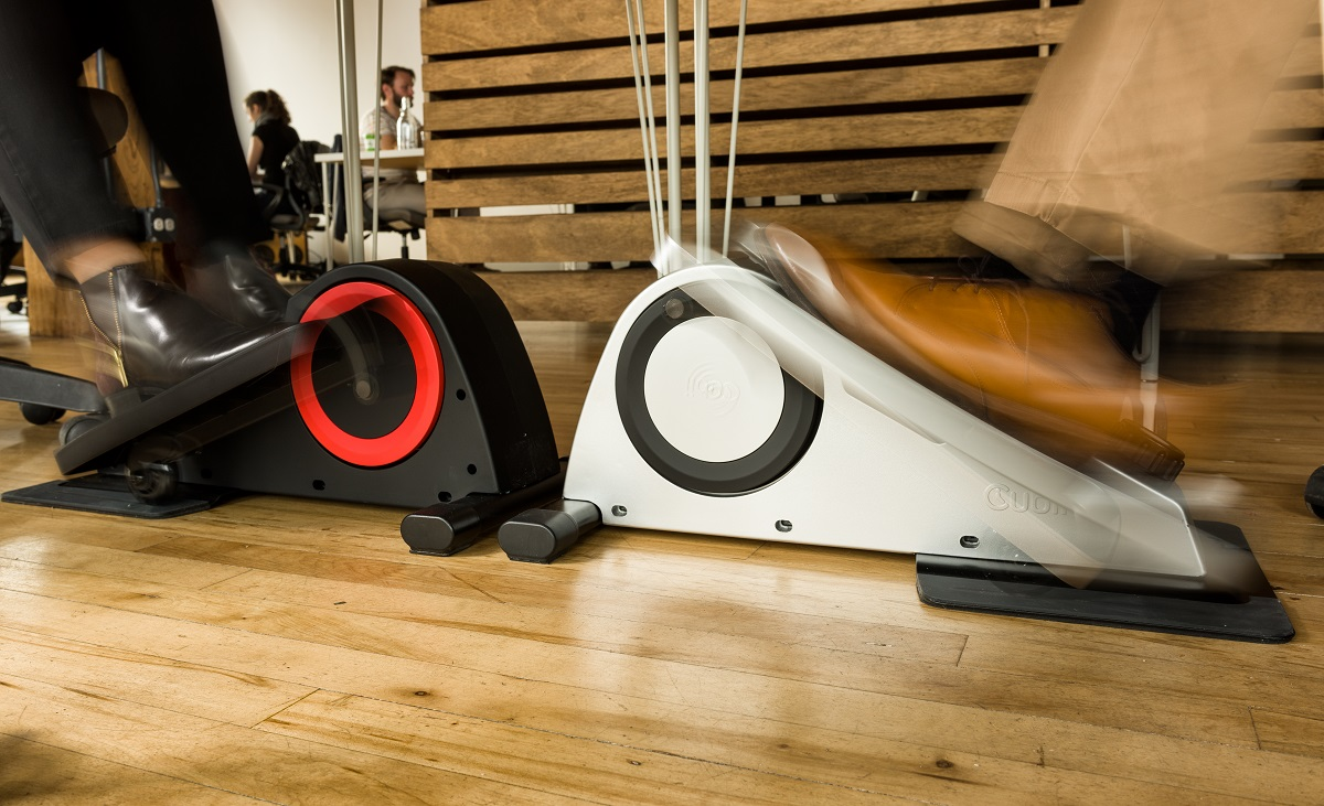 Cubii Desk Elliptical: Might As Well Work Out While I Work, Right?