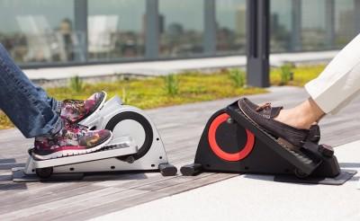 cubii seated exercise outside snapmunk