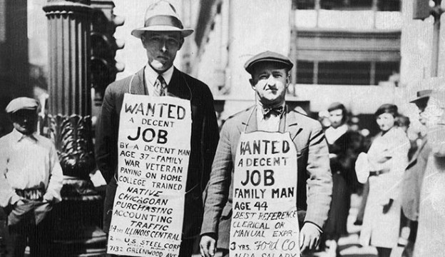 the original JOBS Act activists from the Great Depression