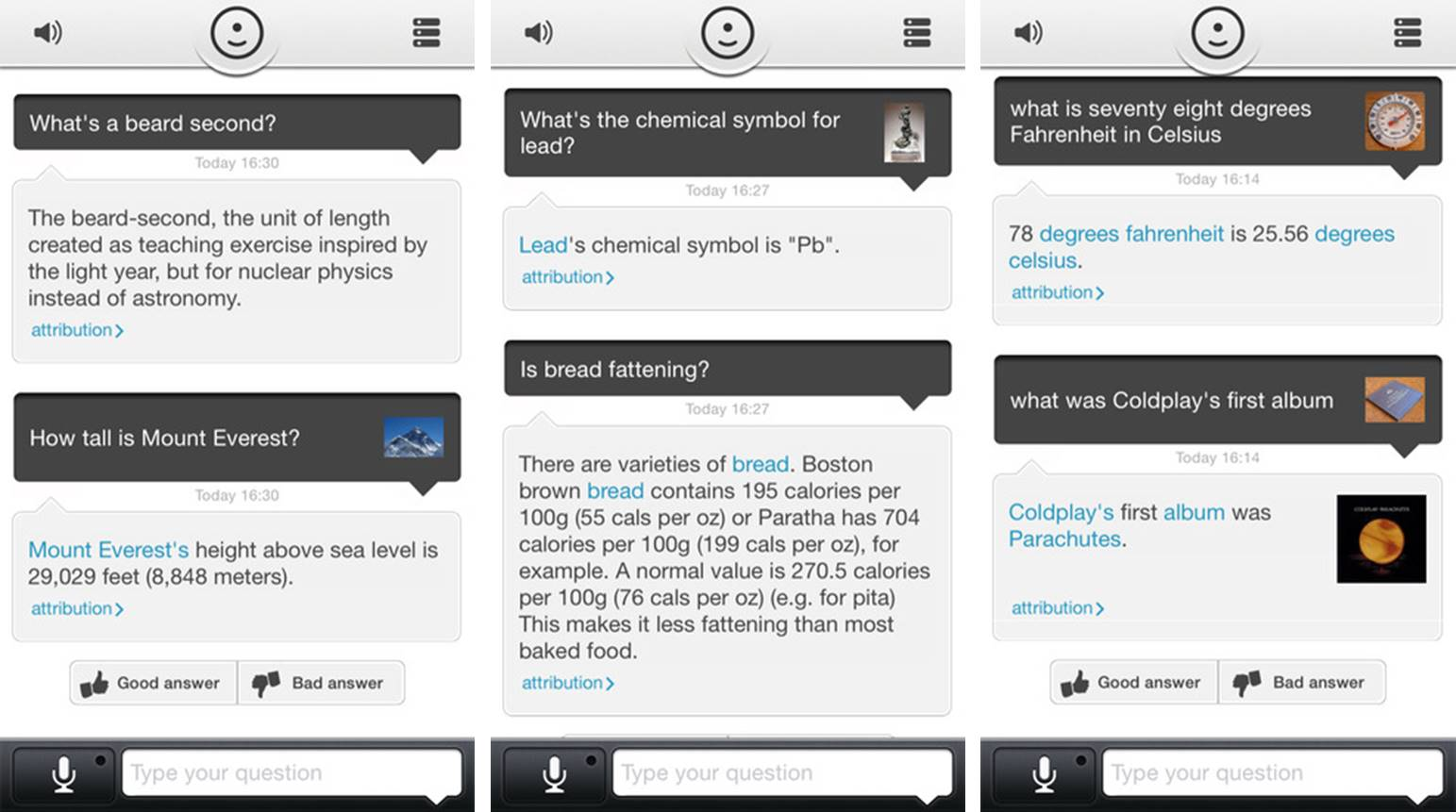 Evi digital assistant answers questions like an artificial intellligence Wikipedia