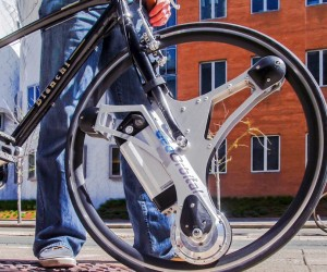 The Wheel That Turns Every Bike Into an eBike