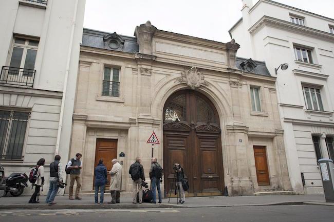 Google France headquarters