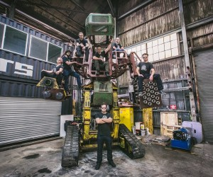 megabots giant fighting robots