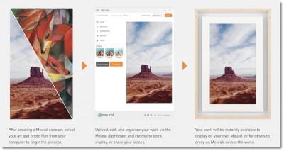 meural digital canvas your own art